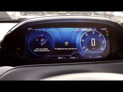Peugeot 208 Multimedia System Modified Part 2