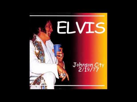 Elvis Presley - Freedom Hall, Johnson City -  February 19, 1977 CDR Full Album