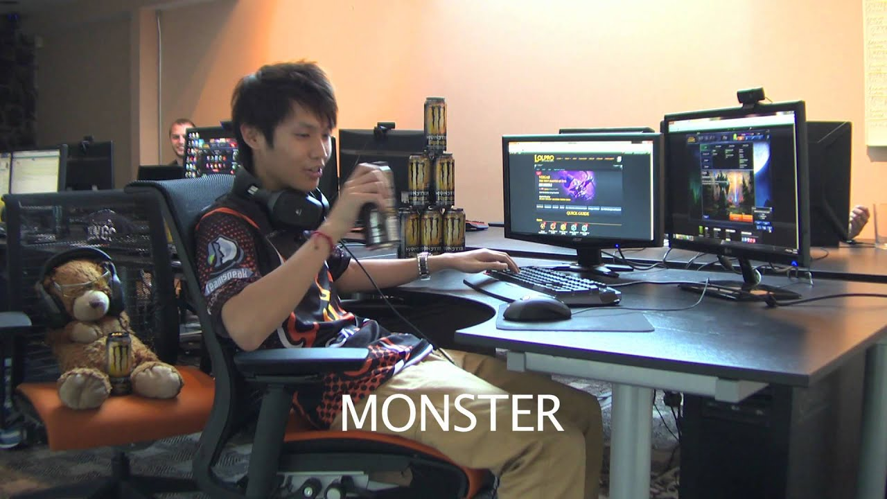 Monster Energy At The Curse House Youtube