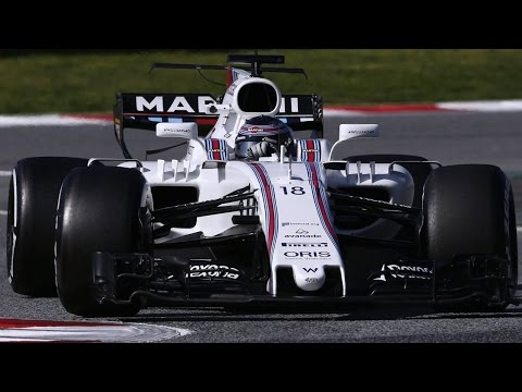 Canadian Lance Stroll says F1 debut prep has been 'hectic'