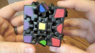 Gear Cube and 2x2x4 Rubik's Cube Unboxing