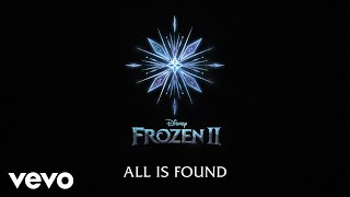 "Kacey Musgraves - All Is Found (From ""Frozen 2""/Lyric Video)"