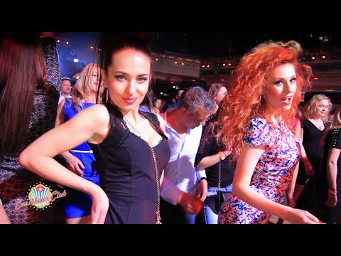 Best Night Club - Caribbean Club Kiev /  Лучший Ночной Клуб