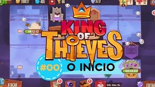 KING OF THIEVES (A SÉRIE)