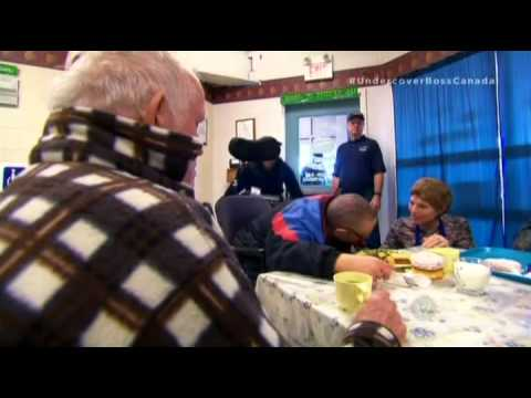 Undercover Boss - Northlands S4 E1 (Canadian TV series)