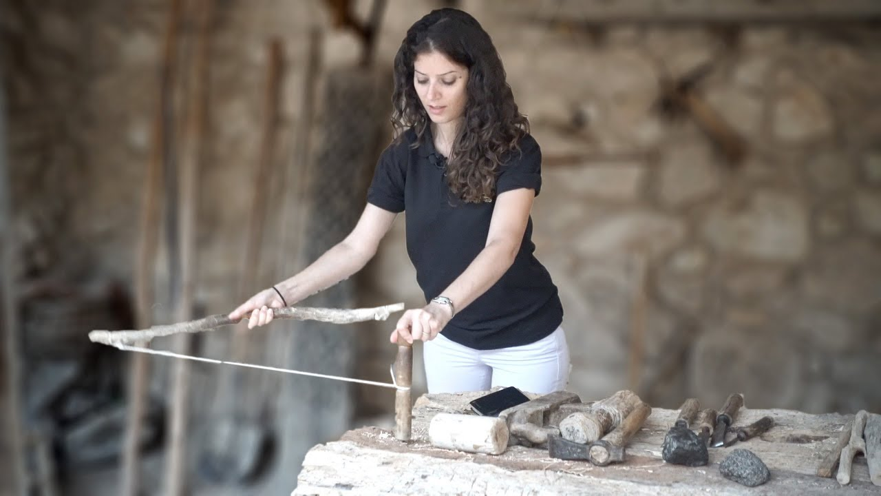 1st Century Nazareth Village Comes to Life