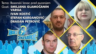 BEZ CENZURE - Smiljana Glamočanin Varga, Ivan Kostić, Stefan Karganović i Dragan Petrović