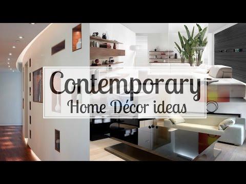 6 Contemporary Home Décor ideas
