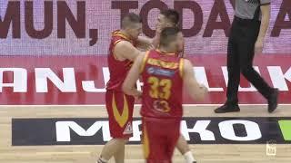 Thrilling game ending (Široki - Podgorica, 18.1.2021)