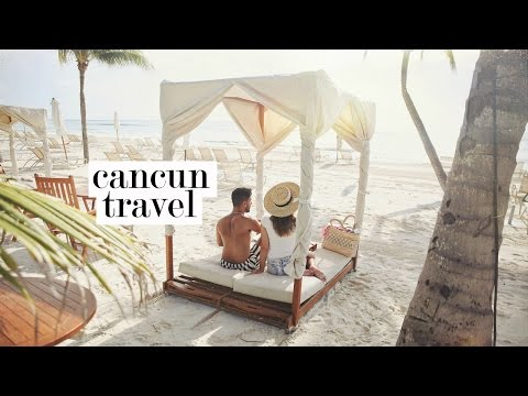 CANCUN TRAVEL VLOG
