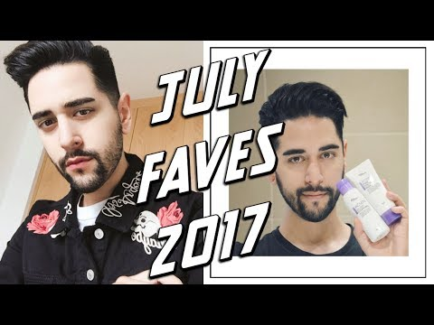 July Favourites 2017 – Best Hair Products, Best Skincare Products, Men's Fashion ETC ✖ James Welsh