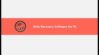 Free Download Data Recovery Software for PC and Get Full Version - 2018