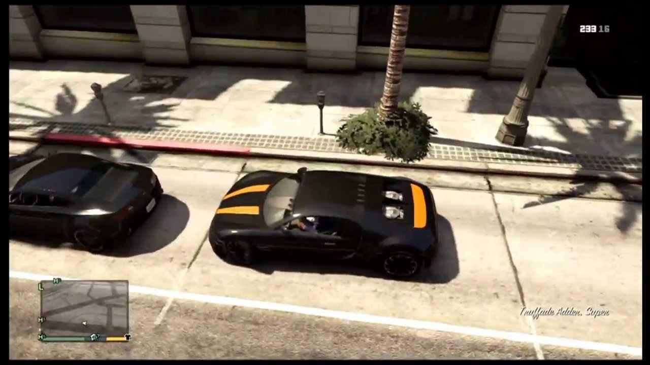 bugatti gta 5 ps3 – idea di immagine auto