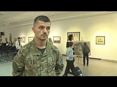 ІРТ Полтава: У Полтаві відбулося нагородження героїв АТО відзнаками Президента України