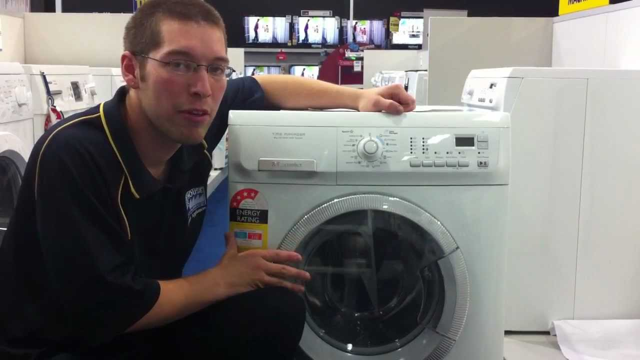 electrolux 8kg time manager washer ewf10831 youtube rh youtube com