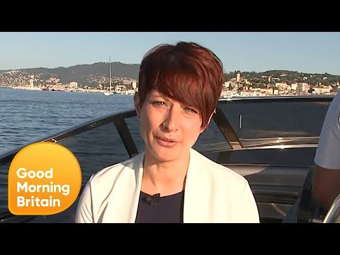 The 72nd Annual Cannes Film Festival Opens | Good Morning Britain