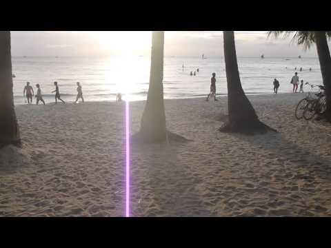Boracay's White Beach at Station 2