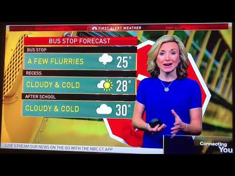 WVIT: NBC Connecticut News Sunday Night late edition open - 12/2017
