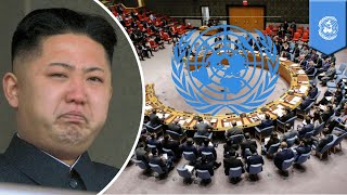 North Korea UN passes fresh new sanctions on Pyongyang following nuke test - TomoNews