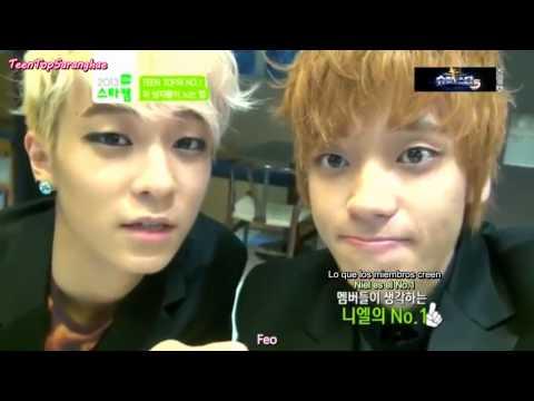 [SubEspañol] 130320 Mnet Wide Teen Top StarCam Ep 2