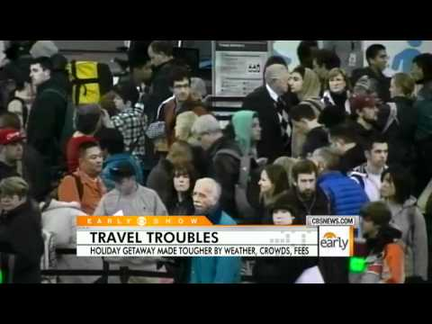 Holiday Travel Troubles
