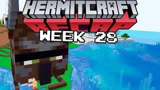 Hermitcraft Recap Season 7 - week #28
