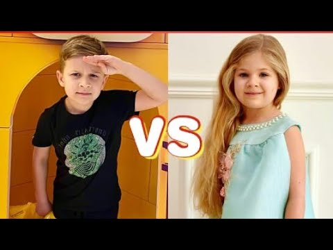 Download Kids Diana Show vs Kids Roma Show lifestyle, Comparing, Age, Net Worth, Income Height Biography 2020