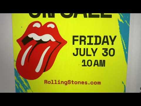 Rolling Stones No Filter Tour At Allegiant Stadium Las Vegas November 6th 2021