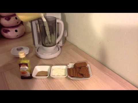 préparer-des-yaourts-biscuités---recette-yaourt-maison