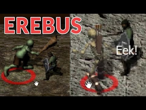 Erebus Open Source RPG For Windows, Linux, Android
