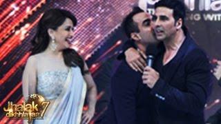 Akshay Kumar on Jhalak Dikhhla jaa 7 - 3rd Aug 2014 Full Episode | Entertainment |