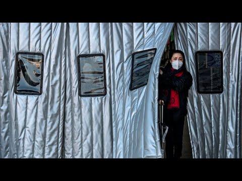 China threatened by second wave of coronavirus