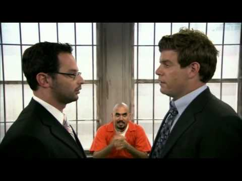 The League Season 1 Episode 1: Criminal Sentence Negotiation