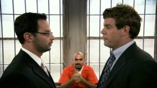 Video The League Season 1 Episode 1: Criminal Sentence Negotiation download MP3, 3GP, MP4, WEBM, AVI, FLV September 2017