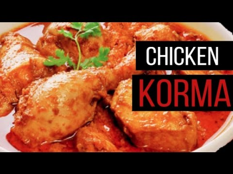 Chicken Korma very Easy | Afghan Plate