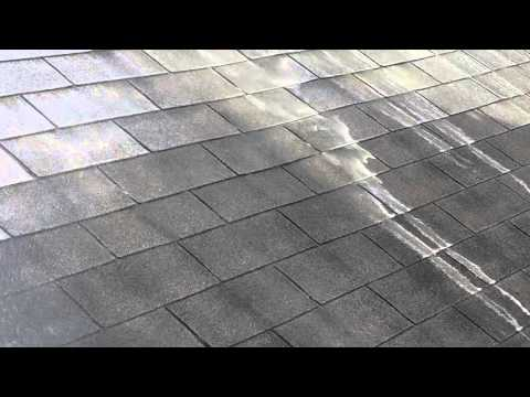 Shingle Roof Cleaning - No Pressure - Safe Roof Cleaning