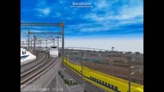 新VRM3★欲張り新幹線52完成版E1系Max二階建て