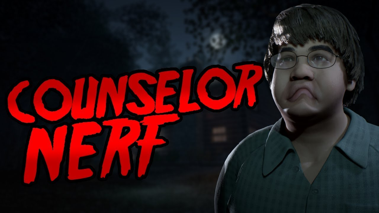 F13 Counselor Nerf, Jason Buff! - FRIDAY THE 13TH: THE ...