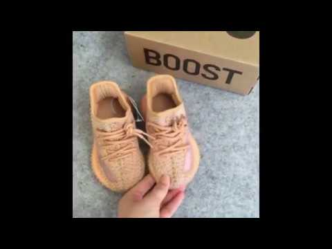 Yeezy Boost 350 V2 Clay Infant