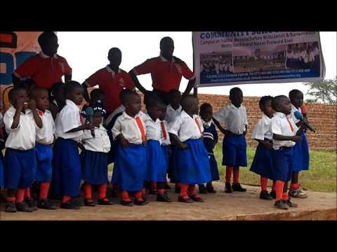 Cornerstone Community School - Nursery class Dancing