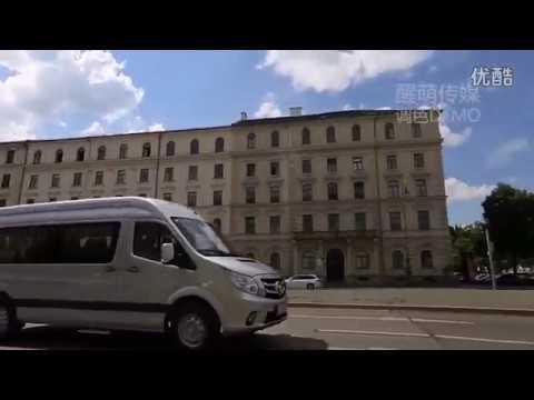 2017 Китайский Микроавтобус