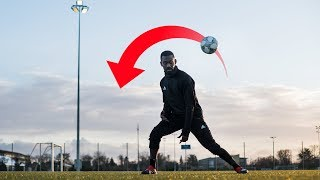 LEARN THE MARCELO FLICK | Cool flick up football skills