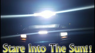 (:Review:) AutoFeel 900Watt Cree LED Curved Light Bar ~90,000 Lumens~ Stare at the Sun!