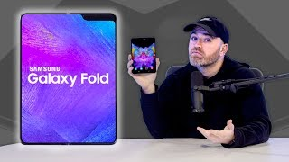 Samsung Galaxy Fold - DEEP DIVE