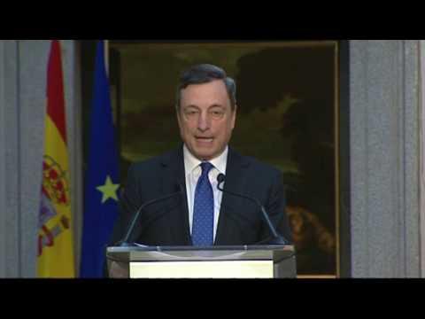 Centenario de Deusto Business School. Conferencia de Mario Draghi