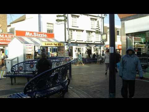 Bilston Market/Town-slide show