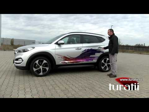 Hyundai Tucson 1.6l T GDi 4WD 7DCT explicit video 1 of 4