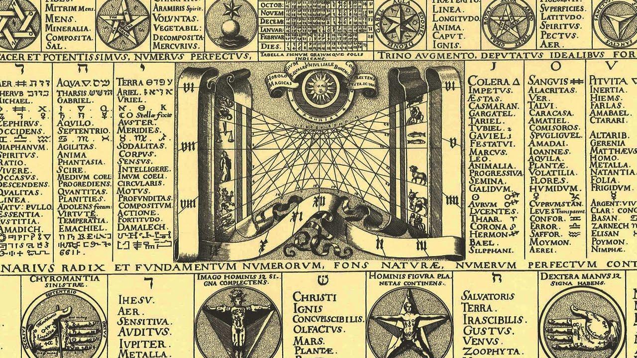Real Secret Societies - Diaboli Ordinati Intrepidi