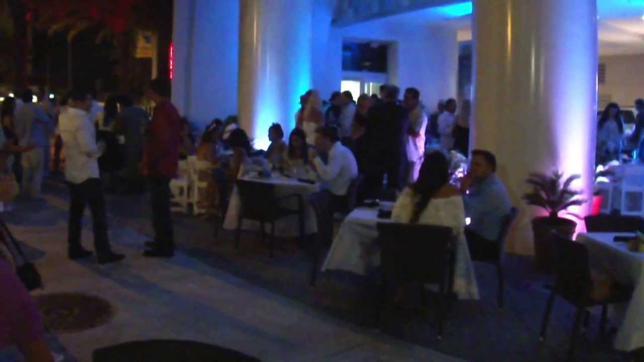 An Evening at NoVe Kitchen and Bar - YouTube
