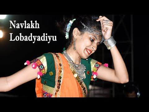 Navlakh Lobadyadiyu | Rahul Mehta | Live Dandiya 2016 | Sahiyar Club